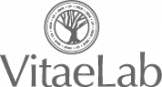 Vitaelab AS. Logo.