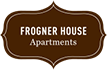 Frogner House Apartments. Logo.