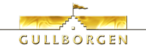 Gullborgen AS. Logo.