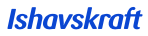 Ishavskraft AS. Logo.