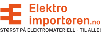 Elektroimportøren AS. Logo.