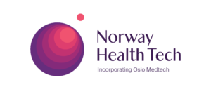 Norway Health Tech. Logo.