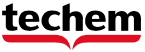 Techem AS. Logo.