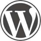 WordPress. Logo.