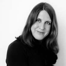 Kristina Edén Johnsen. Foto.