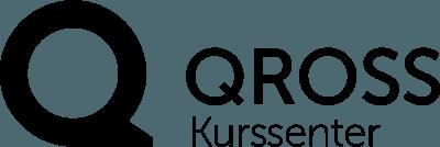 Qross Kurssenter AS. Logo.